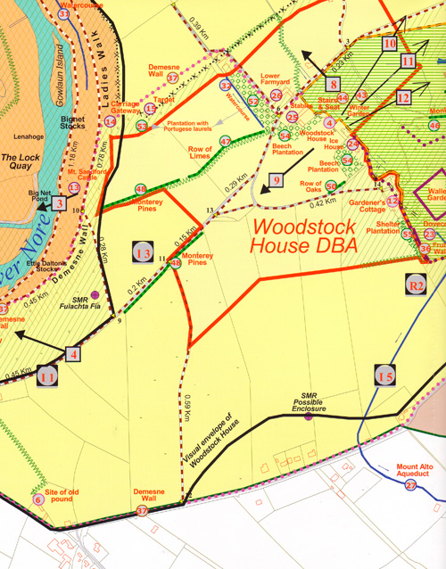 woodstock plan extract